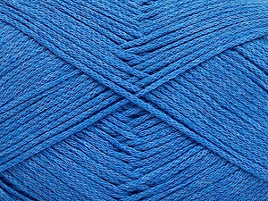 Fiber Content 100% Cotton, Indigo Blue, Brand Ice Yarns, Yarn Thickness 2 Fine  Sport, Baby, fnt2-50095