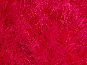 Fiber Content 100% Polyester, Brand Ice Yarns, Fuchsia, Yarn Thickness 5 Bulky  Chunky, Craft, Rug, fnt2-50644