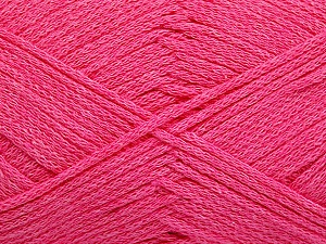 Fiber Content 100% Cotton, Pink, Brand Ice Yarns, Yarn Thickness 2 Fine  Sport, Baby, fnt2-50696