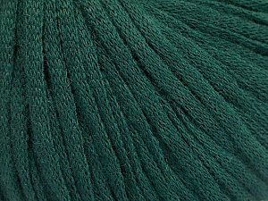 Fiber Content 50% Wool, 50% Acrylic, Brand Ice Yarns, Dark Green, Yarn Thickness 4 Medium  Worsted, Afghan, Aran, fnt2-51404