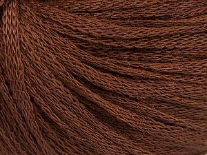 Fiber Content 50% Wool, 50% Acrylic, Brand Ice Yarns, Brown, Yarn Thickness 4 Medium  Worsted, Afghan, Aran, fnt2-51464