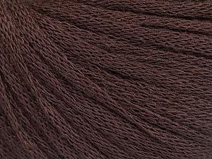 Fiber Content 50% Wool, 50% Acrylic, Brand Ice Yarns, Brown, Yarn Thickness 4 Medium  Worsted, Afghan, Aran, fnt2-51483