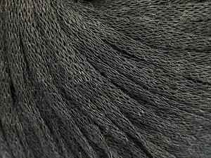 Fiber Content 50% Wool, 50% Acrylic, Brand Ice Yarns, Grey Melange, Yarn Thickness 4 Medium  Worsted, Afghan, Aran, fnt2-51492