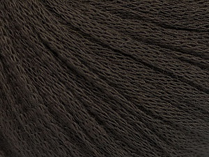 Fiber Content 50% Wool, 50% Acrylic, Brand Ice Yarns, Coffee Brown, Yarn Thickness 4 Medium  Worsted, Afghan, Aran, fnt2-51493