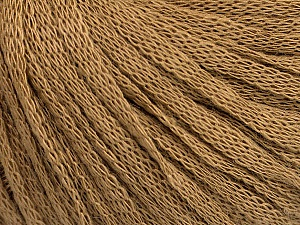 Fiber Content 50% Wool, 50% Acrylic, Brand Ice Yarns, Beige, Yarn Thickness 4 Medium  Worsted, Afghan, Aran, fnt2-51496