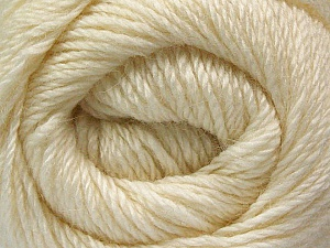 Fiber Content 45% Alpaca, 30% Polyamide, 25% Wool, Off White, Brand Ice Yarns, Yarn Thickness 3 Light  DK, Light, Worsted, fnt2-51521