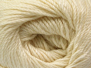 Fiber Content 45% Alpaca, 30% Polyamide, 25% Wool, Brand Ice Yarns, Cream, Yarn Thickness 3 Light  DK, Light, Worsted, fnt2-51522