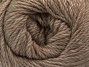 Fiber Content 45% Alpaca, 30% Polyamide, 25% Wool, Brand Ice Yarns, Camel, Yarn Thickness 3 Light  DK, Light, Worsted, fnt2-51523