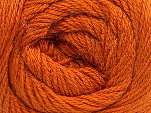 Fiber Content 45% Alpaca, 30% Polyamide, 25% Wool, Orange, Brand Ice Yarns, Yarn Thickness 2 Fine  Sport, Baby, fnt2-51595