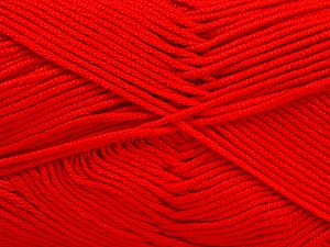 İçerik 50% Akrilik, 50% Bambu, Red, Brand Ice Yarns, Yarn Thickness 2 Fine Sport, Baby, fnt2-51661