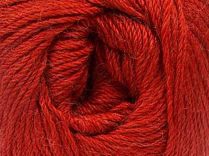 Fiber Content 45% Alpaca, 30% Polyamide, 25% Wool, Marsala Red, Brand Ice Yarns, Yarn Thickness 2 Fine  Sport, Baby, fnt2-51737