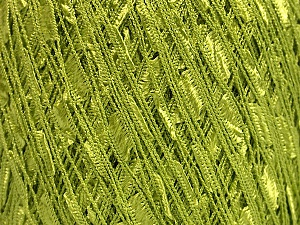 Trellis  Fiber Content 100% Polyester, Light Green, Brand Ice Yarns, Yarn Thickness 5 Bulky  Chunky, Craft, Rug, fnt2-51883