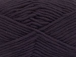 Fiber Content 100% Wool, Purple, Brand Ice Yarns, Yarn Thickness 5 Bulky  Chunky, Craft, Rug, fnt2-51916