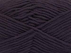 Fiber Content 100% Wool, Purple, Brand Ice Yarns, Yarn Thickness 5 Bulky Chunky, Craft, Rug, fnt2-51916