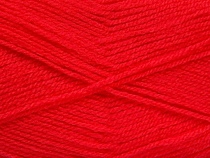 Fiber Content 100% Acrylic, Salmon, Brand Ice Yarns, Yarn Thickness 3 Light  DK, Light, Worsted, fnt2-52093