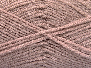 Worsted  Fiber Content 100% Acrylic, Rose Pink, Brand Ice Yarns, Yarn Thickness 4 Medium  Worsted, Afghan, Aran, fnt2-52126