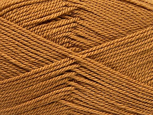 Fiber Content 100% Acrylic, Light Brown, Brand Ice Yarns, Yarn Thickness 2 Fine  Sport, Baby, fnt2-52310
