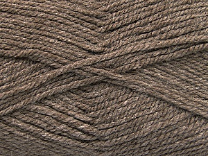 Worsted  Fiber Content 100% Acrylic, Brand Ice Yarns, Camel, Yarn Thickness 4 Medium  Worsted, Afghan, Aran, fnt2-52670