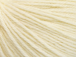 Fiber Content 55% Baby Alpaca, 45% Superwash Extrafine Merino Wool, Brand Ice Yarns, Cream, Yarn Thickness 3 Light  DK, Light, Worsted, fnt2-52945