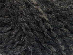 Please note that this is a self-striping yarn and self-effecting. Please see knitted sample to see the color and effect variation. Fiber Content 38% Wool, 32% Acrylic, 20% Alpaca, 10% Polyamide, Brand Ice Yarns, Grey, Camel, Black, Yarn Thickness 4 Medium Worsted, Afghan, Aran, fnt2-53367