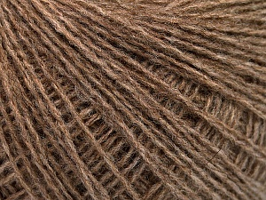 Fiber Content 70% Acrylic, 30% Wool, Brand Ice Yarns, Camel Melange, Yarn Thickness 2 Fine  Sport, Baby, fnt2-53917