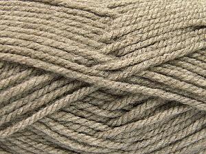 Bulky  Fiber Content 100% Acrylic, Brand Ice Yarns, Beige, Yarn Thickness 5 Bulky  Chunky, Craft, Rug, fnt2-54078