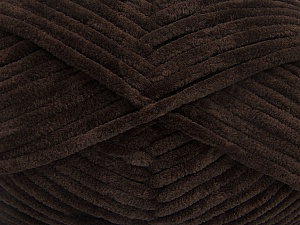 Fiber Content 100% Micro Fiber, Brand Ice Yarns, Coffee Brown, Yarn Thickness 4 Medium  Worsted, Afghan, Aran, fnt2-54142