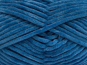 Fiber Content 100% Micro Fiber, Brand Ice Yarns, Dark Blue, Yarn Thickness 4 Medium  Worsted, Afghan, Aran, fnt2-54155