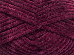 Fiber Content 100% Micro Fiber, Maroon, Brand Ice Yarns, Yarn Thickness 4 Medium  Worsted, Afghan, Aran, fnt2-54158
