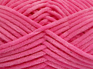 Fiber Content 100% Micro Fiber, Pink, Brand Ice Yarns, Yarn Thickness 4 Medium  Worsted, Afghan, Aran, fnt2-54164