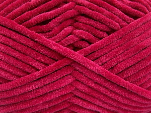 Fiber Content 100% Micro Fiber, Brand Ice Yarns, Fuchsia, Yarn Thickness 4 Medium  Worsted, Afghan, Aran, fnt2-54166