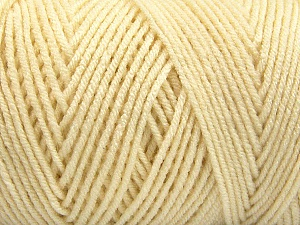 Items made with this yarn are machine washable & dryable. Fiber Content 100% Dralon Acrylic, Brand Ice Yarns, Cream, Yarn Thickness 4 Medium  Worsted, Afghan, Aran, fnt2-54250
