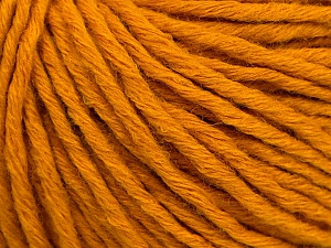 Fiber Content 55% Acrylic, 45% Wool, Brand Ice Yarns, Gold, Yarn Thickness 5 Bulky  Chunky, Craft, Rug, fnt2-54378