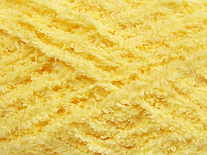 Fiber Content 100% Micro Fiber, Yellow, Brand Ice Yarns, Yarn Thickness 5 Bulky  Chunky, Craft, Rug, fnt2-54491