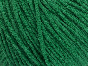 Fiber Content 50% Acrylic, 50% Cotton, Brand Ice Yarns, Green, Yarn Thickness 3 Light  DK, Light, Worsted, fnt2-54668