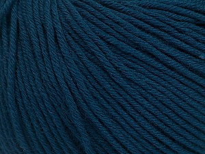 Global Organic Textile Standard (GOTS) Certified Product. CUC-TR-017 PRJ 805332/918191 Fiber Content 100% Organic Cotton, Navy, Brand Ice Yarns, Yarn Thickness 3 Light DK, Light, Worsted, fnt2-54727