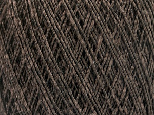 Fiber Content 90% Viscose, 10% Polyamide, Brand Ice Yarns, Brown, Yarn Thickness 2 Fine  Sport, Baby, fnt2-55110