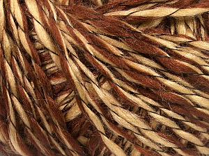 Fiber Content 90% Acrylic, 10% Polyamide, Brand Ice Yarns, Brown Shades, Yarn Thickness 3 Light  DK, Light, Worsted, fnt2-55262