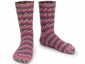 Fiber Content 75% Superwash Wool, 25% Polyamide, Pink, Brand Ice Yarns, Grey, Burgundy, Beige, Yarn Thickness 1 SuperFine  Sock, Fingering, Baby, fnt2-55547