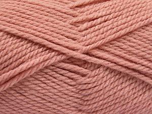 Bulky  Fiber Content 100% Acrylic, Rose Pink, Brand Ice Yarns, Yarn Thickness 5 Bulky  Chunky, Craft, Rug, fnt2-55654