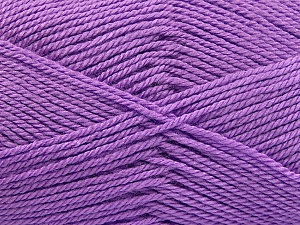 Fiber Content 100% Acrylic, Lavender, Brand Ice Yarns, Yarn Thickness 2 Fine  Sport, Baby, fnt2-55721