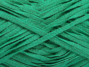 Fiber Content 100% Acrylic, Brand Ice Yarns, Emerald Green, Yarn Thickness 3 Light  DK, Light, Worsted, fnt2-55725