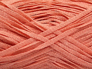 Fiber Content 100% Acrylic, Light Salmon, Brand Ice Yarns, Yarn Thickness 3 Light  DK, Light, Worsted, fnt2-55726
