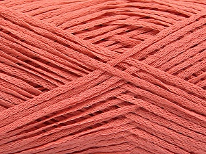 Fiber Content 100% Acrylic, Salmon, Brand Ice Yarns, Yarn Thickness 2 Fine  Sport, Baby, fnt2-55892