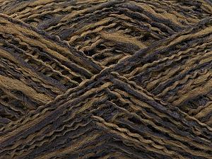 Fiber Content 44% Wool, 44% Acrylic, 12% Polyamide, Brand Ice Yarns, Dark Maroon, Camel, Yarn Thickness 2 Fine  Sport, Baby, fnt2-56191