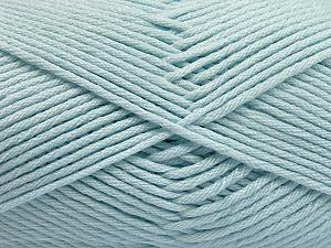 Fiber Content 50% SuperFine Nylon, 50% SuperFine Acrylic, Light Blue, Brand Ice Yarns, Yarn Thickness 4 Medium  Worsted, Afghan, Aran, fnt2-56288