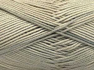 Fiber Content 100% Mercerised Cotton, Light Grey, Brand Ice Yarns, Yarn Thickness 2 Fine  Sport, Baby, fnt2-56592