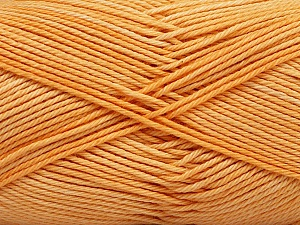 Fiber Content 100% Mercerised Cotton, Brand Ice Yarns, Gold, Yarn Thickness 2 Fine  Sport, Baby, fnt2-56596