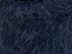 Fiber Content 100% Polyamide, Navy, Brand Ice Yarns, Yarn Thickness 4 Medium Worsted, Afghan, Aran, fnt2-56615