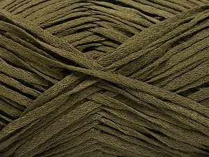 Fiber Content 100% Acrylic, Khaki, Brand Ice Yarns, Yarn Thickness 3 Light  DK, Light, Worsted, fnt2-56691
